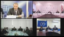 Trueconf video conferencing at the Chamber of Commerce and Industry of the Russian Federation