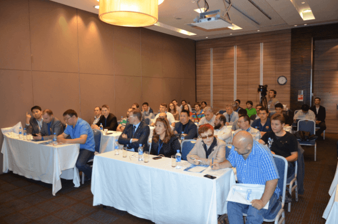 Almaty Greets Guests: First Video+Conference in Kazakhstan 4