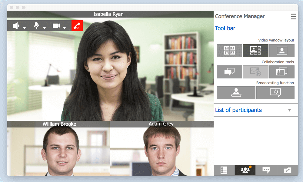 High-quality Video Conferencing Across All Platforms with