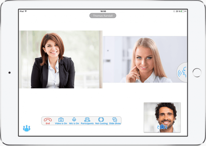 TrueConf 1.7 for iOS: A Breakthrough in Mobile Video Conferencing 2