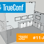 TrueConf joins Integrated Systems Europe 2017