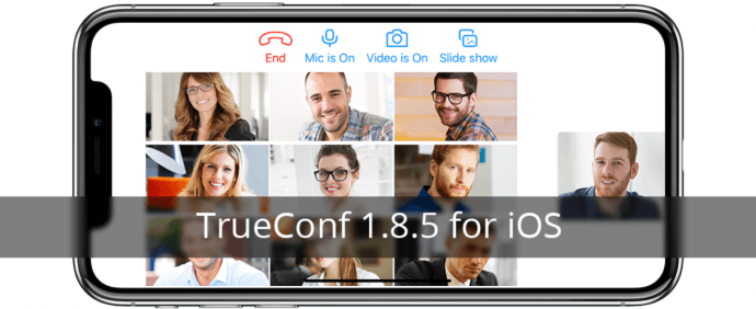TrueConf for iOS