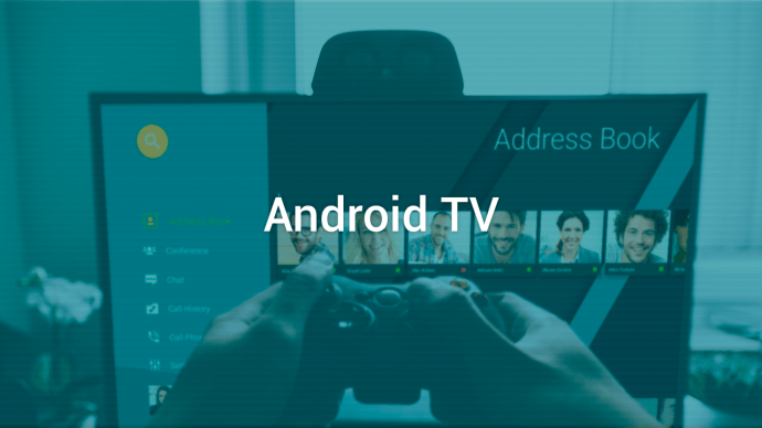 TrueConf for Android TV