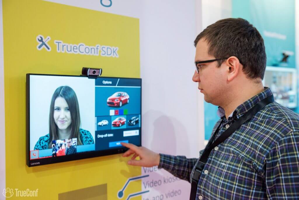 TrueConf at Integrated Systems Europe 2018 11