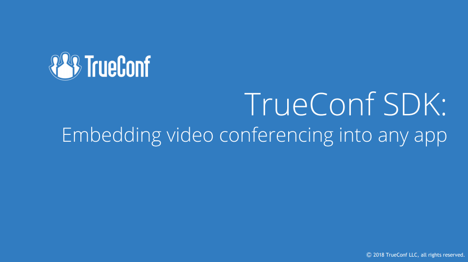TrueConf at Integrated Systems Europe 2018 20