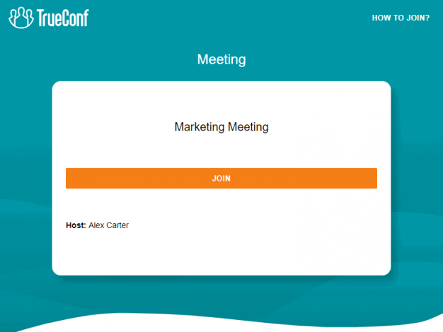 How to organize online meetings using TrueConf cloud-based service 2