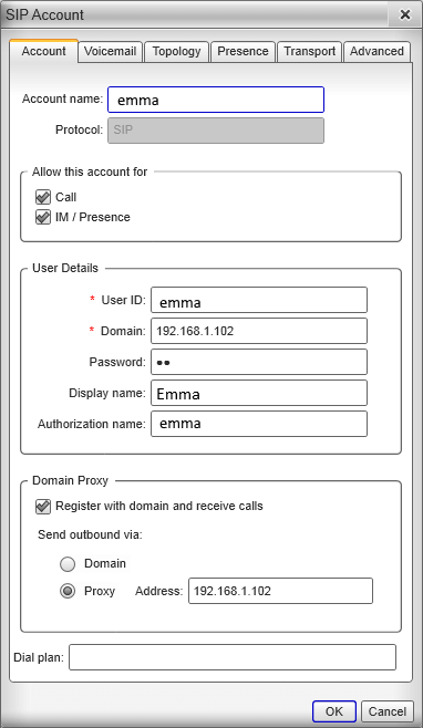 How to Register SIP Devices on TrueConf Server 3