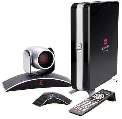 How to Organize Free Video Conferences on Polycom HDX Series 6000/7000/8000/9000 1