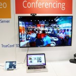 TrueConf Presented 3D and 4K Video Conferencing on InfoComm16 1