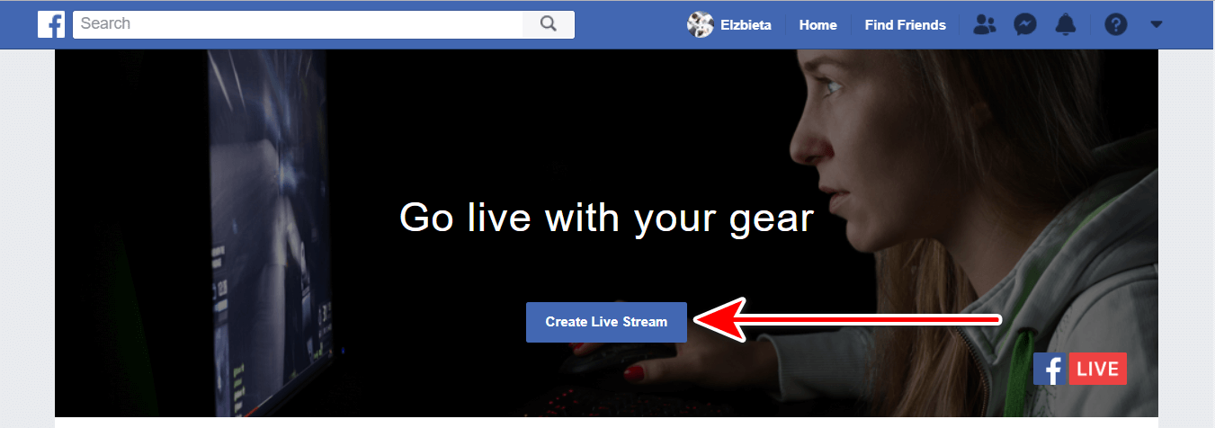 How to Stream Your Video Conferences on Facebook - Video