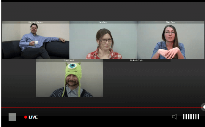 How to Stream TrueConf Video Conferences via CDNvideo? 3