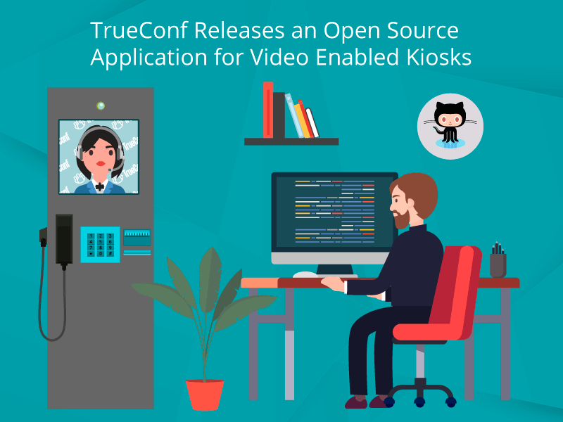 TrueConf Releases an Open Source Application for Video Enabled