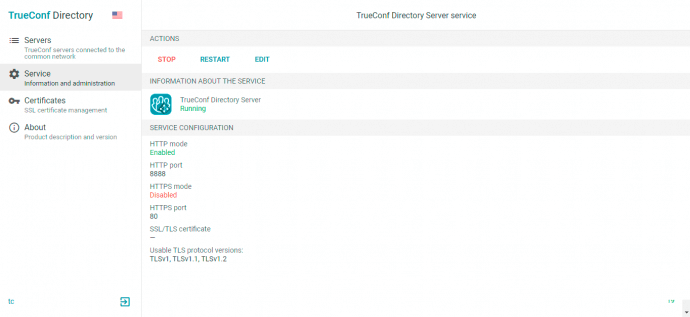 New Features of Admin Panel: Services