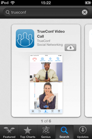 How to Install TrueConf Client App on iOS 8 and below 1