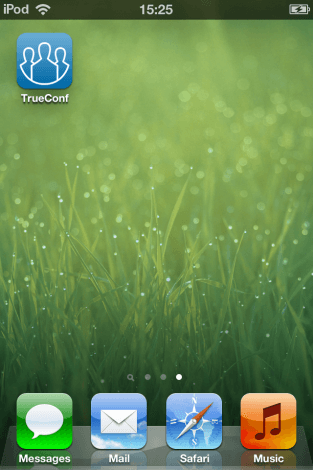 How to Install TrueConf Client App on iOS 8 and below 3