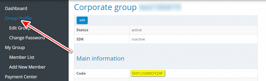 How to create corporate group in TrueConf Online 5