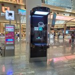 Face-to-Face Customer Service: TrueConf Kiosk in Istanbul New Airport 2