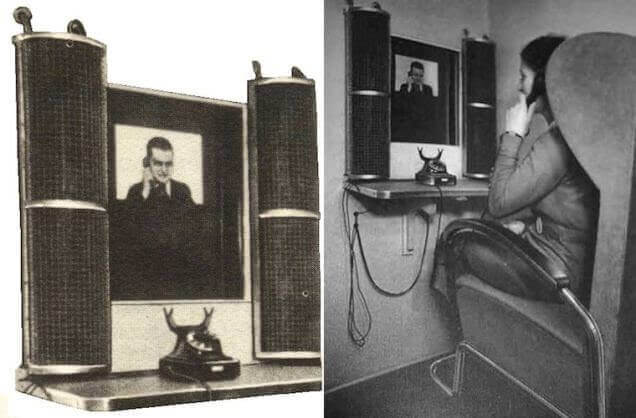 A Brief History of Video Conferencing: From the Beginning to Full Commercial Use 4