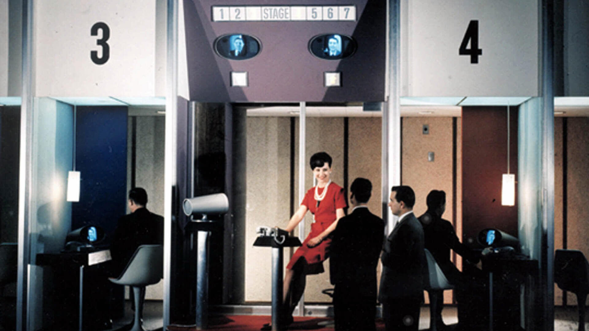 A Brief History of Video Conferencing: From the Beginning to Full Commercial Use 5