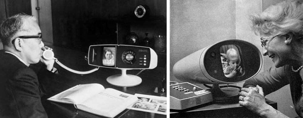A Brief History of Video Conferencing: From the Beginning to Full Commercial Use 1