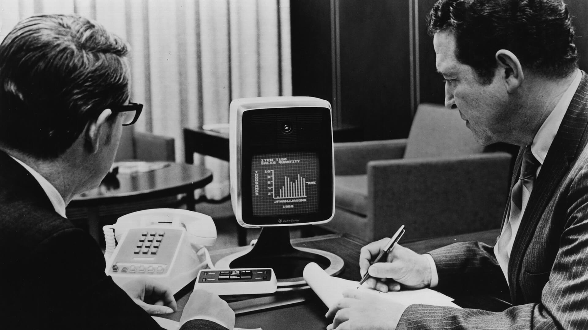 A Brief History of Video Conferencing: From the Beginning to Full Commercial Use 6