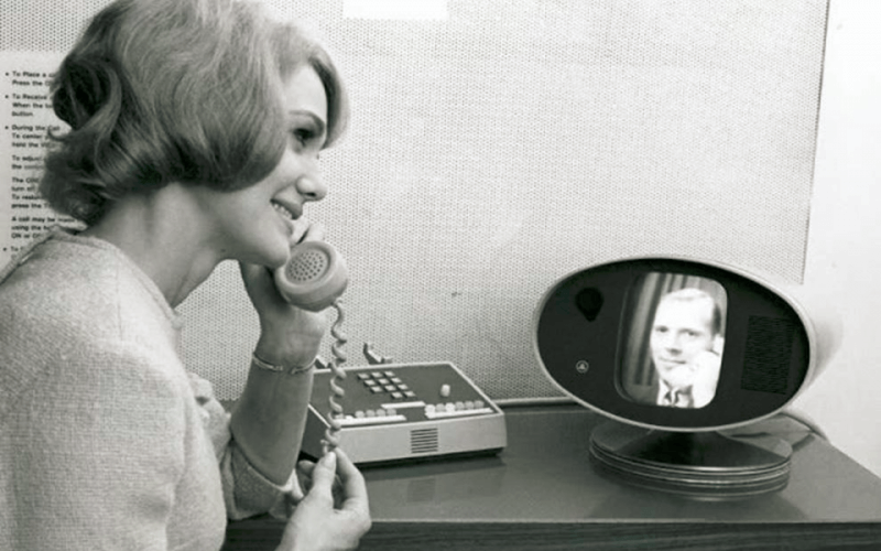 A Brief History of Video Conferencing 9