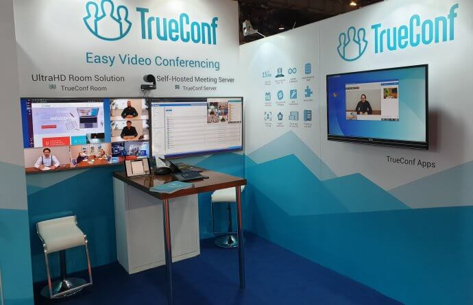 TrueConf at InfoComm India 2019