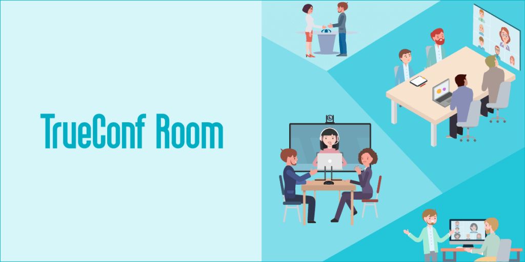 rueConf Room, a Breakthrough Solution for Huddle Rooms