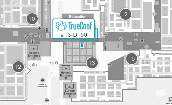 TrueConf to Launch New Video Collaboration Solutions at ISE 2020 1