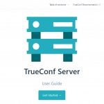 TrueConf Server 4.5: Virtual meetings for 800 participants, personal area and more 8