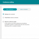TrueConf Server 4.5: Virtual meetings for 800 participants, personal area and more 7