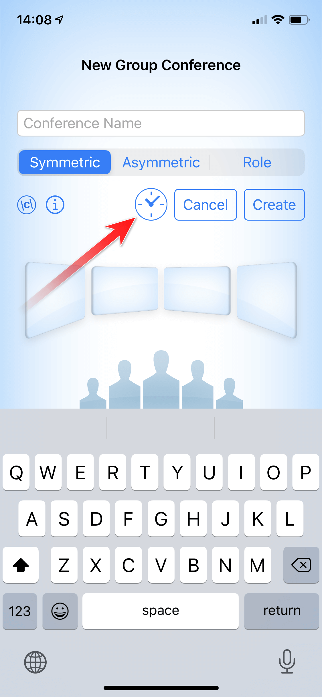 TrueConf 2.3 for iOS: Meeting scheduling and Metal support 4