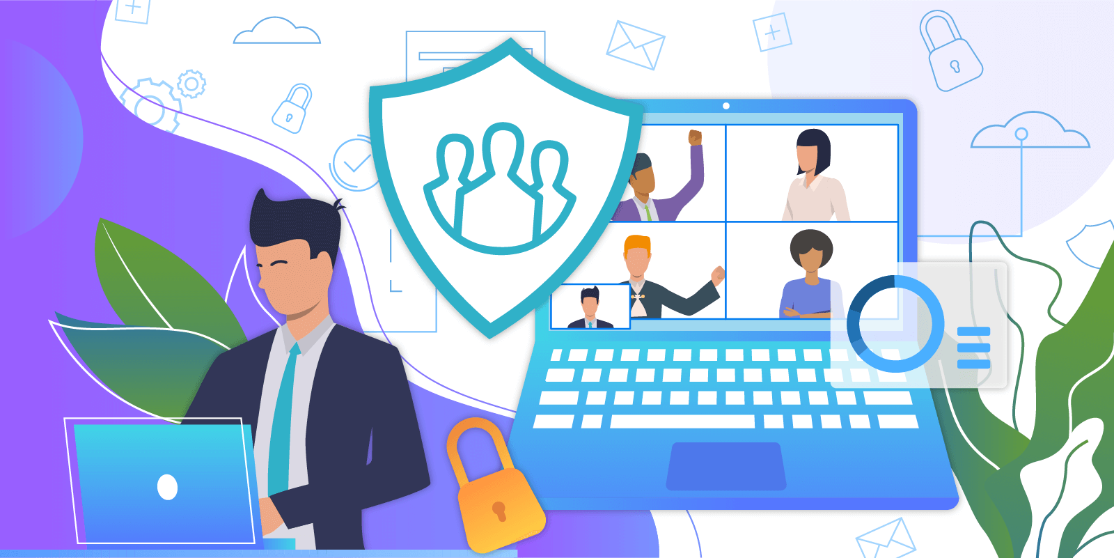Video conferencing security: How TrueConf protects your privacy 1