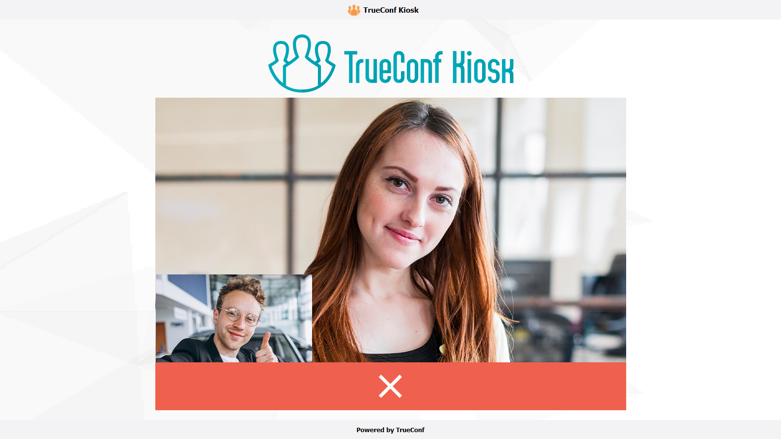 TrueConf Kiosk 2.0: Control your app with the help of external console commands 5