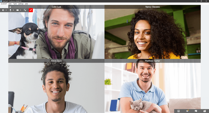 Top 5 Video Conferencing Software in 2021 1