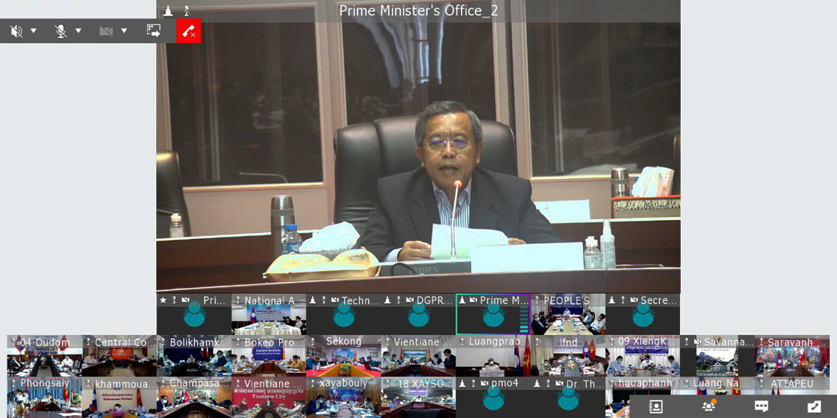 Laos Heads to E-Government with TrueConf Video Conferencing 5