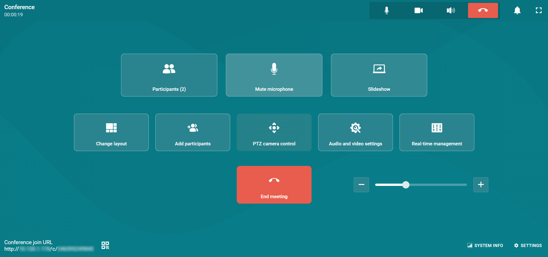 TrueConf Room 4.0 Update: New UI and Real-Time Meeting Management 3