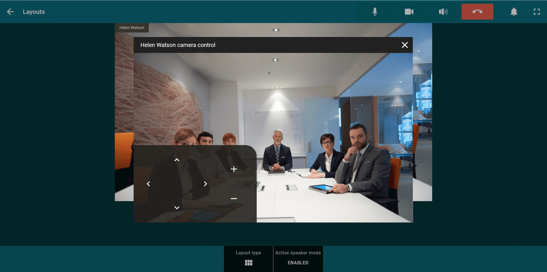 TrueConf Room 4.0 Update: New UI and Real-Time Meeting Management 15