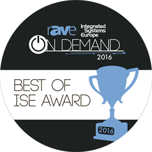 BEST OF ISE AWARD