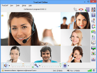 TrueConf video conferencing software for business