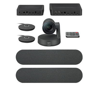 Logitech Rally System Plus