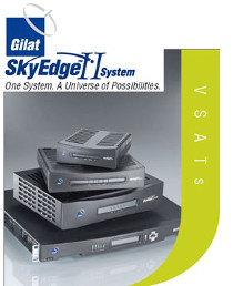 Gilat Satellite Networks recommends TrueConf solutions for video conferencing over VSAT Satellite Network 2