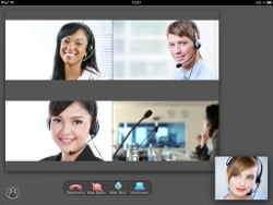 TrueConf Introduces Group Video Conferences for iPhone and iPad 1