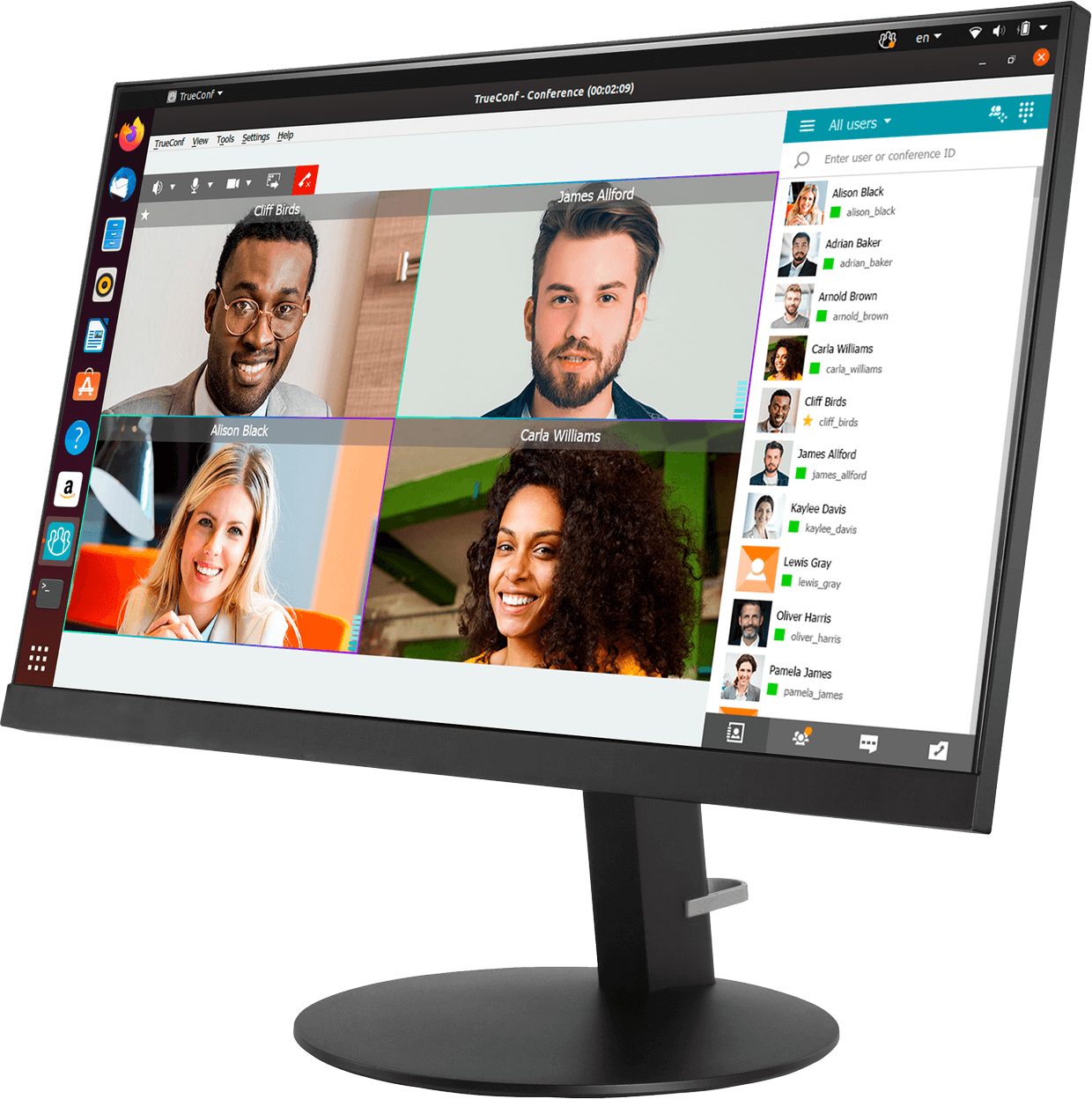 Video Conferencing for Linux