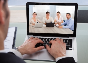 Video conferencing is an indispensable tool for over a third of HR-managers 1