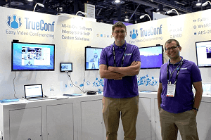 First Time in the USA: TrueConf Showcased at InfoComm 2014 1