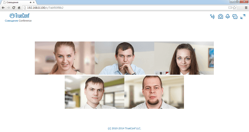 TrueConf Releases On-Premises WebRTC Solution for SMB - Video