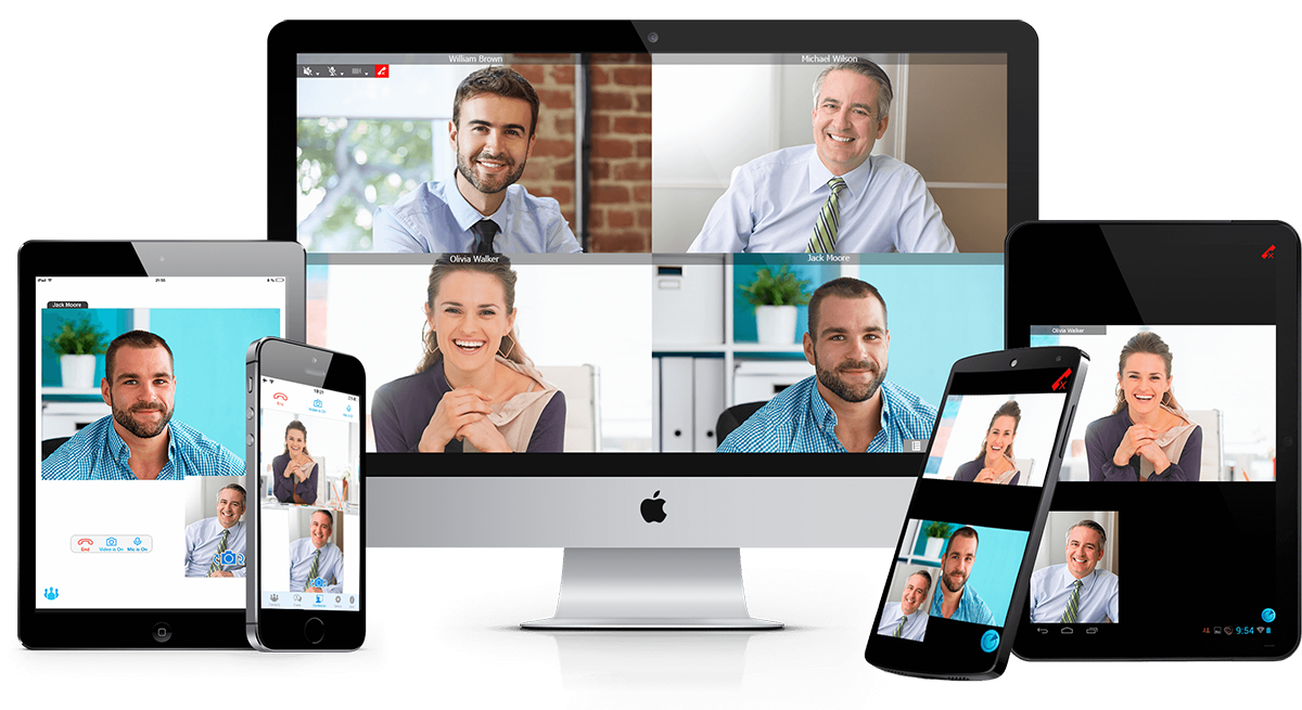 Video Conferencing on Any Devices