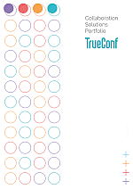 TrueConf product portfolio and datasheet