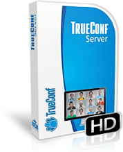 Software Video Conferencing Server TrueConf Server 3.3